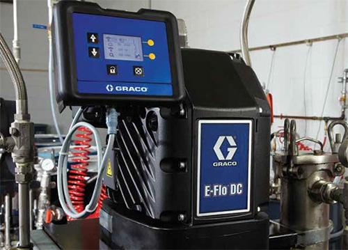 E-Flo DC双重控制电动泵
